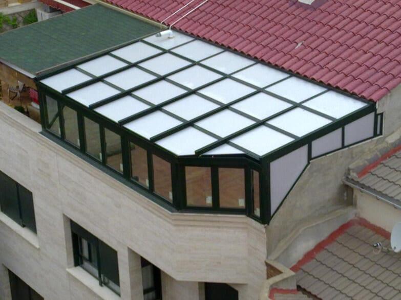 גג הזזה מעוצב